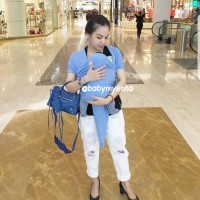 GENDONGAN BAYI LILIT BOBITA BABY WRAP PERFECT FOR NEWBORN & PREEMIES -