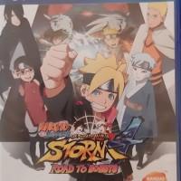 CD Naruto Ultimate Ninja Storm 4 Road To Boruto