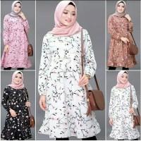 Pakaian Baju Busana Muslim MONALISA Atasan Wanita Tunik DEASY Termurah