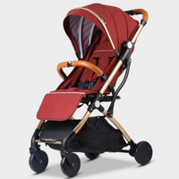 Stroller / Kereta Bayi TianRui - Merah