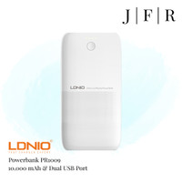 LDNIO Powerbank PR1009 10000mAh Power Bank Original Dual USB Port