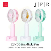 XUNDD Fan Kipas Angin Tangan Portable Mini Handheld Fan Rechargeable