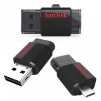 Sandisk Flashdisk OTG Ultra Dual Drive USB 3.0 32gb