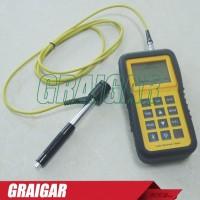 Portable Leeb Hardness Tester meter metal durometer LM100