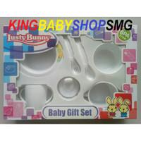Lusty Bunny LB-1839 Baby Gift Feeding Set / Kado Bayi