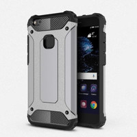 Luxury case VIVO V7 spigen armor case anti crack casing bumper army