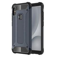 Luxury case VIVO V9 pro spigen armor case anti crack casing bumper
