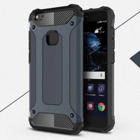 Luxury case VIVO V7 plus spigen armor case anti crack casing bumper