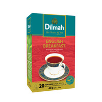 Teh Dilmah No Envelope 20 sachet English Breakfast