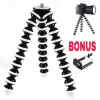 Tripod Kamera Gorillapod Phone Holder U Universal Ukuran XL,