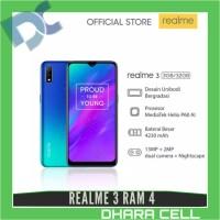 REALME 3 RAM 4GB INTERNAL 64 GB REALME HP