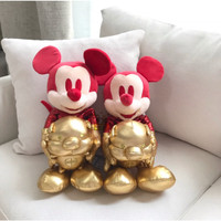 Boneka Mickey Mouse Chinese New Year Original Shanghai Disney Store