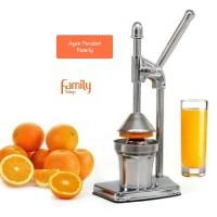Mesin Alat Peras Jeruk Manual Stainless / Hand Press Juicer