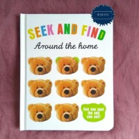Seek and Find - Around the home - Big Bad Wolf - BBW