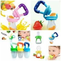 ( Hot Deals ) Empeng Buah Bayi Dot Buah Baby Set dengan TUTUP Fruit F
