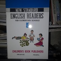 New Standard English Readers For Elementary Schools 5