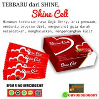 SHINE CELL Minuman Kesehatan Goji Berry Diet Kulit Kencang Gula Darah