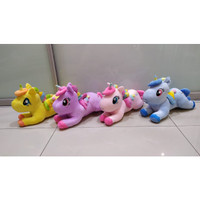 Boneka My Little Pony Pony Kuda Poni Lying Unicorn Tengkurap Soft Toys