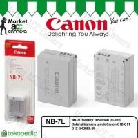 batterai canon NB 7L