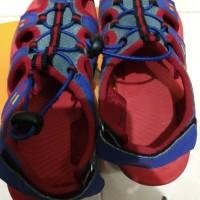 Sepatu sandal Crocodile spider kids