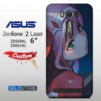 Casing Hardcase Asus Zenfone 2 Laser 6 Inc Custom