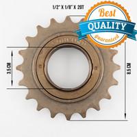 Diamond Gear Sepeda / Freewheel/Friwil/ Kriwil / Roda Gigi Sepeda 20T