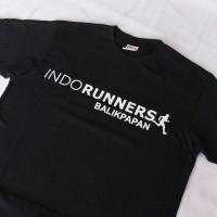 Kaos T-shirt Print Indorunners Balikpapan