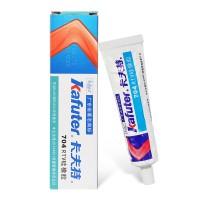 Terlaris Kafuter K-704 RTV Silicone Rubber White Glue for RC