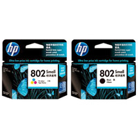 Catridge HP 802 Black&Color 1 Set Original