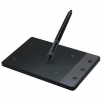 HUION USB Pen Tablet Graphics Digital Drawing 4x2.23 Inch - H420 -