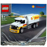 Lego Shell Tanker Polybag 40196 (Limited Edition)