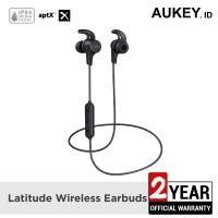 Aukey Headset Bluetooth Sport Earbuds, APTX - 500300