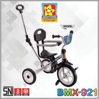 Mainan Anak Sepeda Roda Tiga/PMB BMX 921 CP Pernekel/Khusus Gojek