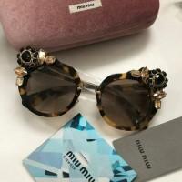 kacamata miu miu original / miu miu sunglasses havana