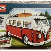 Lego Sculptures Volkswagen T1 Camper Van 10220