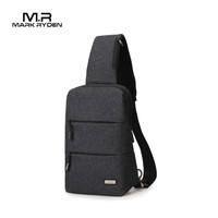 Mark Ryden MR5935 Crossbody Shoulder Bag - Tas Selempang Sling - BLACK