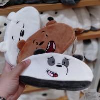 Miniso Tempat Pensil We Bare Bear | Miniso We Bare Bear Pen Bag