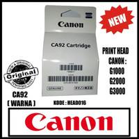 Catridge Canon Color Ori CA92 Untuk G1000-1010-2000-2010-3000-3010