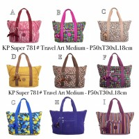 Tas travel Kipling super 781 Medium /tote bag/travel bag