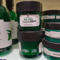 The Body Shop TEA TREE Skin Clearing Night Mask 75ml - Masker Wajah