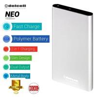 Power Bank delcell Neo 10000 mAh real capacity
