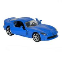 Majorette Premium Cars Dodge SRT Viper Blue