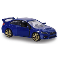 Majorette Premium Cars Subaru WRX STI Blue