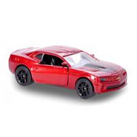 Majorette Premium Cars Chevrolet Camaro Red
