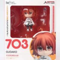 Fate Grand Order Gudako Anime Action figure Model Toys Q Version Nendo