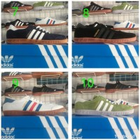 BERKUALITAS Adidas Hamburg Sol Gum Grade Ori