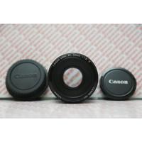 Lensa Canon 50mm f 1.8 II