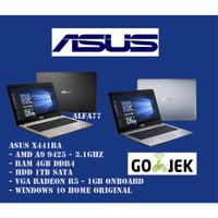 LAPTOP GAMING ASUS X441BA AMD A9 9425 | 4GB | 1TB | VGA R5 | WIN10