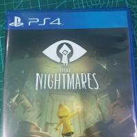 PS4 Little nightmares BD