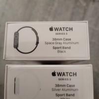 Apple Watch series 3 38mm sport band (GPS)